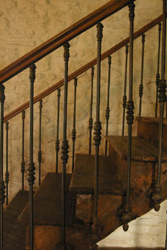Antique stairs